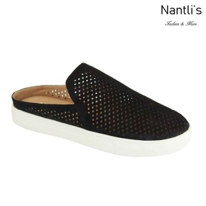 AN-Coba Black Zapatos de Mujer Mayoreo Wholesale Women Shoes Nantlis