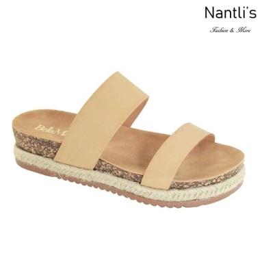 AN-Darbie Nude Zapatos de Mujer Mayoreo Wholesale Women Shoes Nantlis