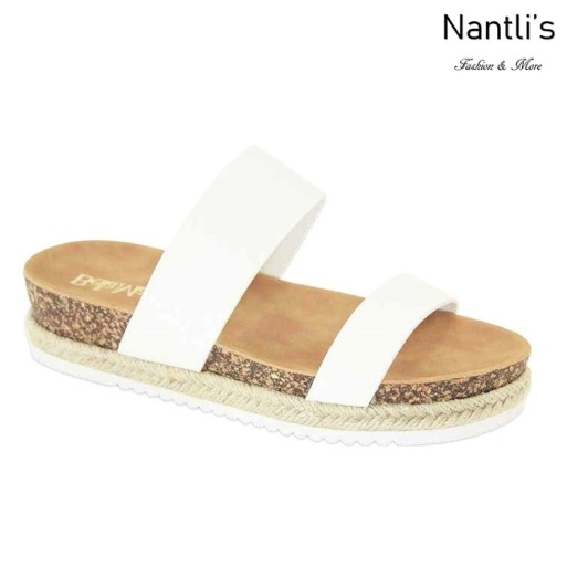 AN-Darbie White Zapatos de Mujer Mayoreo Wholesale Women Shoes Nantlis