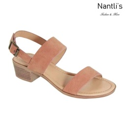 AN-Debbie-3 Tan Zapatos de Mujer Mayoreo Wholesale Women Shoes Nantlis
