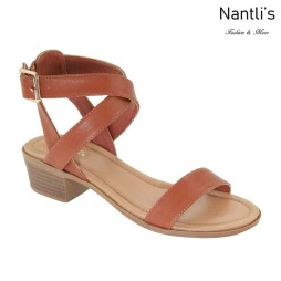 AN-Debbie-8 Cognac Zapatos de Mujer Mayoreo Wholesale Women Shoes Nantlis