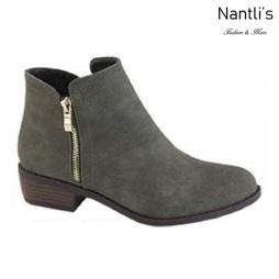 AN-Essie-6 Olive Botas de mujer Mayoreo Wholesale womens Boots Nantlis