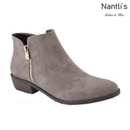 AN-Essie-6 Taupe Botas de mujer Mayoreo Wholesale womens Boots Nantlis