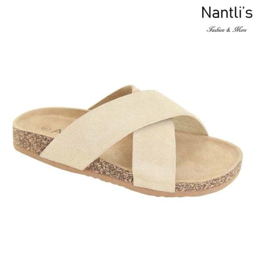 AN-Gibson Natural Zapatos de Mujer Mayoreo Wholesale Women Shoes Nantlis