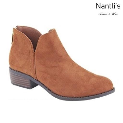 AN-Gilmore-30 Chestnut Botas de mujer Mayoreo Wholesale womens Boots Nantlis