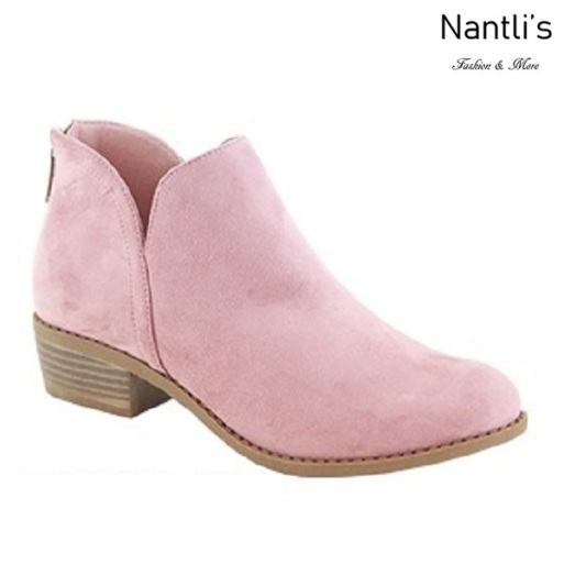 AN-Gilmore-30 dusty rose Botas de mujer Mayoreo Wholesale womens Boots Nantlis