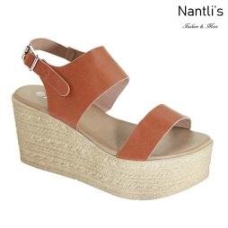 AN-Goalie-5 Tan Zapatos de Mujer Mayoreo Wholesale Women Shoes Nantlis