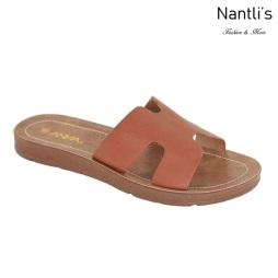 AN-Greece Tan Zapatos de Mujer Mayoreo Wholesale Women Shoes Nantlis
