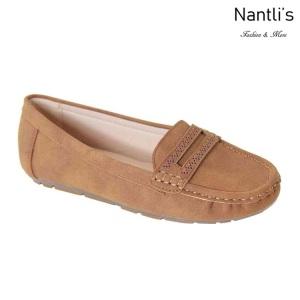 AN-Harlo Camel Zapatos de Mujer Mayoreo Wholesale Women Shoes Nantlis