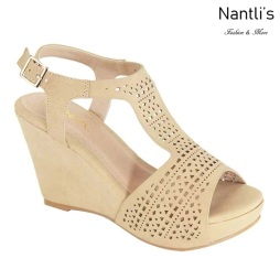 AN-Harper Natural Zapatos de Mujer Mayoreo Wholesale Women Shoes Nantlis