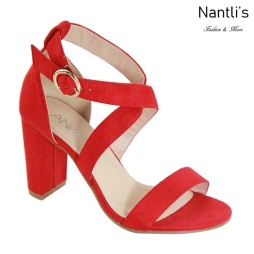 AN-Hinges-3 Red Zapatos de Mujer Mayoreo Wholesale Women Shoes Nantlis