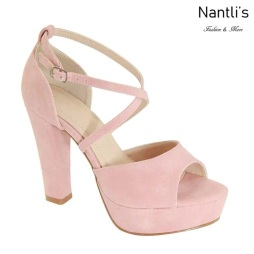 AN-Insight Rose Zapatos de Mujer Mayoreo Wholesale Women Shoes Nantlis