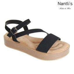 AN-Jupiter-15 Black Zapatos de Mujer Mayoreo Wholesale Women Shoes Nantlis