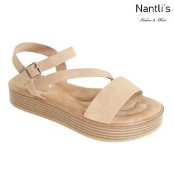 AN-Jupiter-15 Natural Zapatos de Mujer Mayoreo Wholesale Women Shoes Nantlis