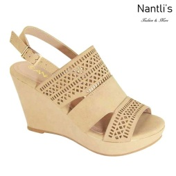 AN-Kammi Natural Zapatos de Mujer Mayoreo Wholesale Women Shoes Nantlis