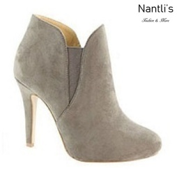 AN-Kendall-10 Taupe Botas de mujer Mayoreo Wholesale womens Boots Nantlis