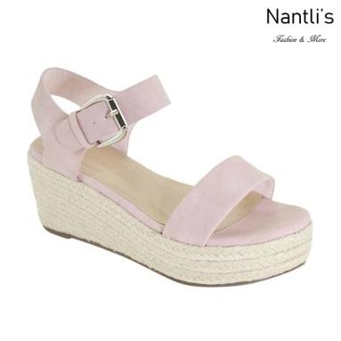 AN-Kimmie-5 Pink Zapatos de Mujer Mayoreo Wholesale Women Shoes Nantlis