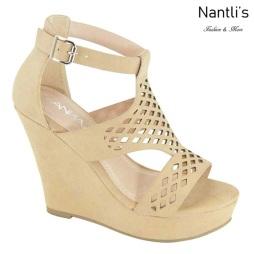 AN-Kirby-15 Natural Zapatos de Mujer Mayoreo Wholesale Women Shoes Nantlis