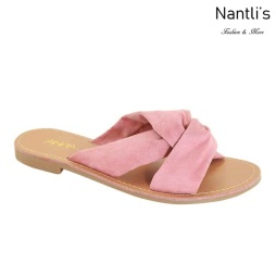 AN-Knotty Mauve Zapatos de Mujer Mayoreo Wholesale Women Shoes Nantlis