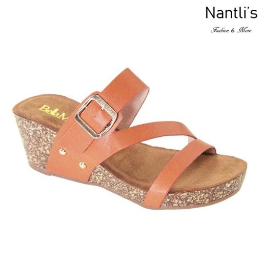 AN-Leeta TAn Zapatos de Mujer Mayoreo Wholesale Women Shoes Nantlis
