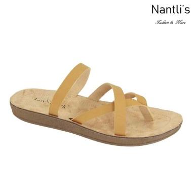 AN-Leyva-10 Camel Zapatos de Mujer Mayoreo Wholesale Women Shoes Nantlis