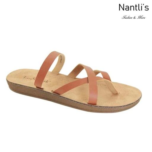 AN-Leyva-10 Tan Zapatos de Mujer Mayoreo Wholesale Women Shoes Nantlis