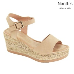 AN-Lulla Nude Zapatos de Mujer Mayoreo Wholesale Women Shoes Nantlis