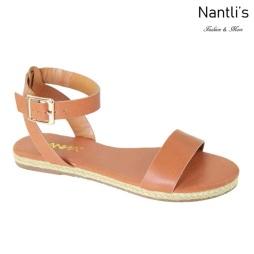 AN-Madina TAn Zapatos de Mujer Mayoreo Wholesale Women Shoes Nantlis
