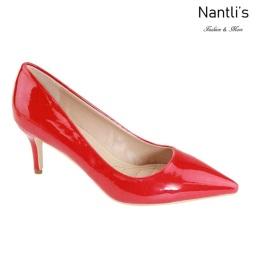 AN-Marque-1 Red Zapatos de Mujer Mayoreo Wholesale Women Shoes Nantlis