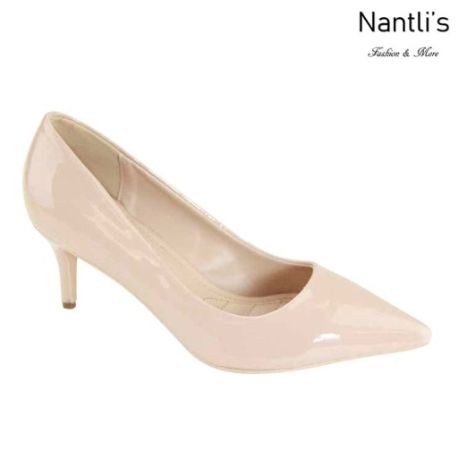 AN-Marque-1 Taupe Zapatos de Mujer Mayoreo Wholesale Women Shoes Nantlis