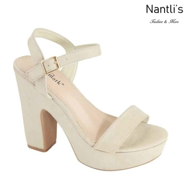 AN-Melora-21 Taupe Zapatos de Mujer Mayoreo Wholesale Women Shoes Nantlis