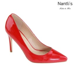 AN-Misty-1 Red Zapatos de Mujer Mayoreo Wholesale Women Shoes Nantlis
