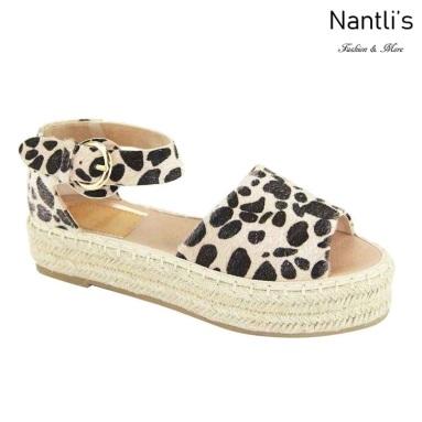 AN-Moira-10 Leopard Zapatos de Mujer Mayoreo Wholesale Women Shoes Nantlis