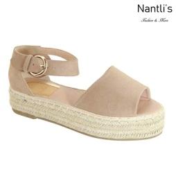 AN-Moira-10 Natural Zapatos de Mujer Mayoreo Wholesale Women Shoes Nantlis