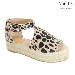 AN-Moira-40 Leopard Zapatos de Mujer Mayoreo Wholesale Women Shoes Nantlis
