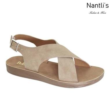 AN-Montawk-15 Natural Zapatos de Mujer Mayoreo Wholesale Women Shoes Nantlis