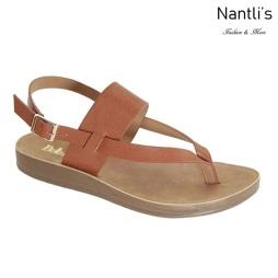 AN-Montawk-35 Tan Zapatos de Mujer Mayoreo Wholesale Women Shoes Nantlis