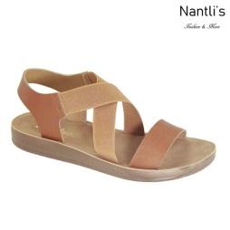 AN-Montawk-40 Camel Zapatos de Mujer Mayoreo Wholesale Women Shoes Nantlis