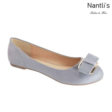 AN-Neiva-1 Grey Zapatos de Mujer Mayoreo Wholesale Women Shoes Nantlis