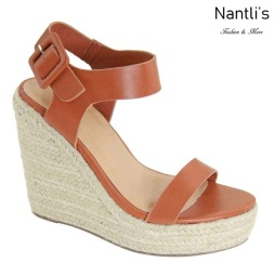 AN-Nicoya Tan Zapatos de Mujer Mayoreo Wholesale Women Shoes Nantlis