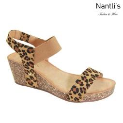 AN-Norie Leopard Zapatos de Mujer Mayoreo Wholesale Women Shoes Nantlis