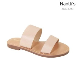 AN-Partial-1K Nude Zapatos de nina Mayoreo Wholesale girls Shoes Nantlis