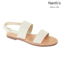 AN-Partial-20 Linen Zapatos de Mujer Mayoreo Wholesale Women Shoes Nantlis