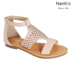 AN-Partial-40 Rose Zapatos de Mujer Mayoreo Wholesale Women Shoes Nantlis