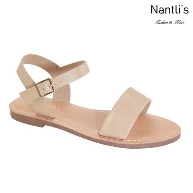 AN-Partial-50 Natural Zapatos de Mujer Mayoreo Wholesale Women Shoes Nantlis