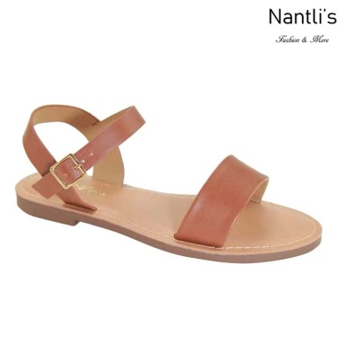 AN-Partial-50 Tan Zapatos de Mujer Mayoreo Wholesale Women Shoes Nantlis