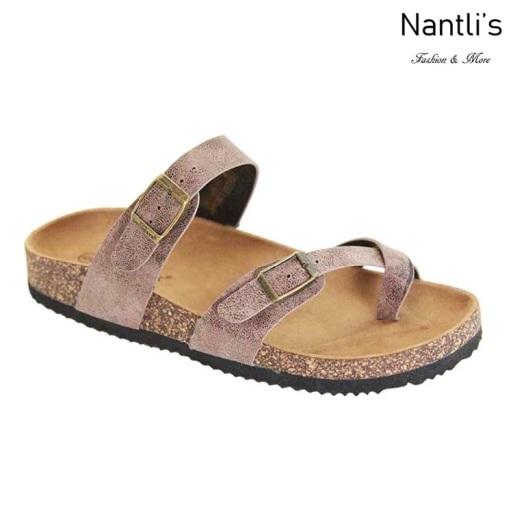 AN-Realnice-511 Bronze Zapatos de Mujer Mayoreo Wholesale Women Shoes Nantlis