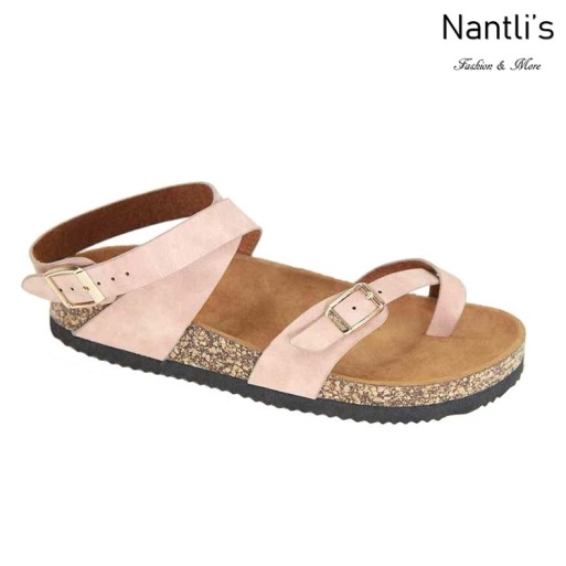 AN-Realnice-611 Mauve Zapatos de Mujer Mayoreo Wholesale Women Shoes Nantlis