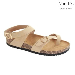 AN-Realnice-611 Natural Zapatos de Mujer Mayoreo Wholesale Women Shoes Nantlis