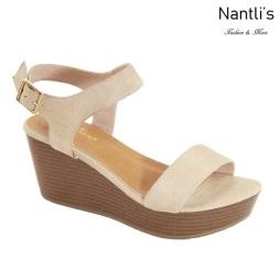 AN-Sabana-10 Nude Zapatos de Mujer Mayoreo Wholesale Women Shoes Nantlis